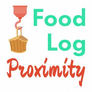 Food Log Proximity